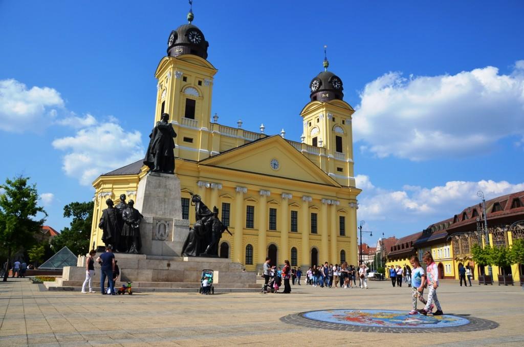 hongarije debrecen kerk