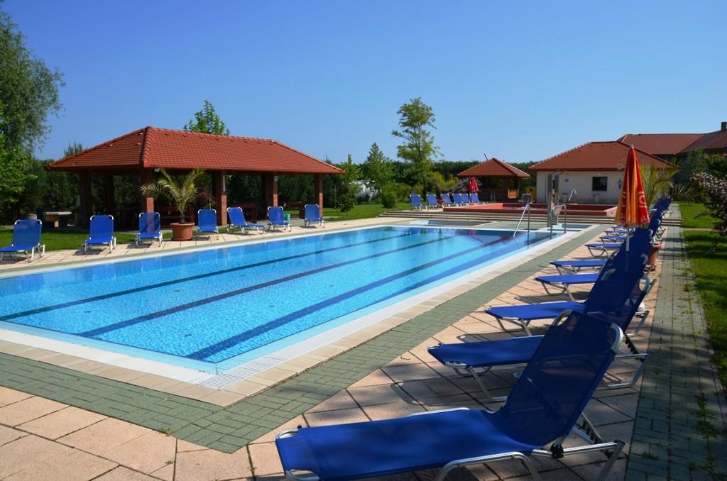 hongarije Hajduszoboszlo silver major zwembad