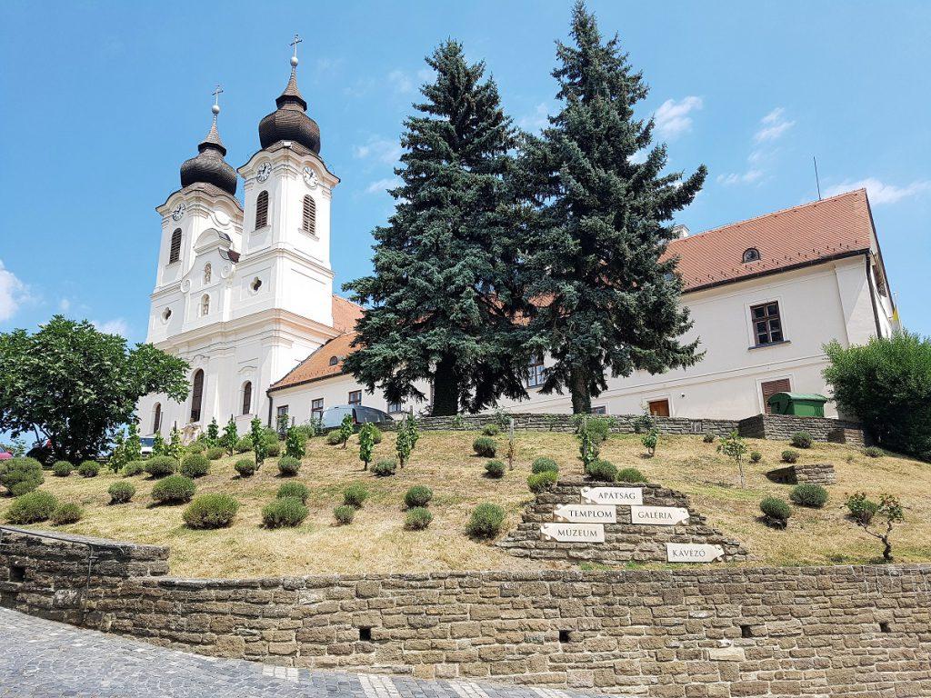 balatonmeer tihany kerk